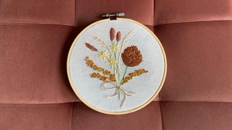Bloemen-borduren-patroon